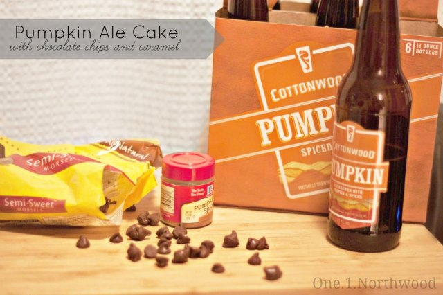 foothills pumpkin ale cake
