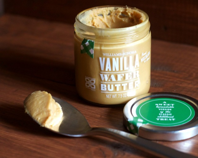 vanilla wafer butter one